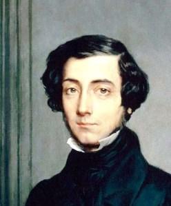 Alexis de Tocqueville Source:  en.wikipedia.org
