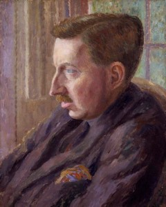 E.M. Forster, by Dora Carrington (Source: en.wikipedia.org)
